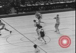 Image of basketball game between City College and BYU New York United States USA, 1950, second 9 stock footage video 65675058712