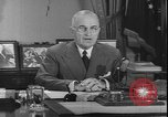 Image of Harry S Truman Washington DC USA, 1950, second 7 stock footage video 65675058715