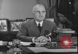Image of Harry S Truman Washington DC USA, 1950, second 11 stock footage video 65675058715