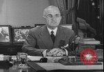 Image of Harry S Truman Washington DC USA, 1950, second 12 stock footage video 65675058715