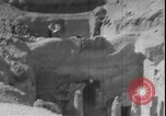 Image of Tomb of Mentemhet Luxor Egypt, 1950, second 8 stock footage video 65675058716