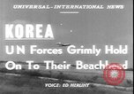 Image of United States 1st Marine Division Korea, 1950, second 3 stock footage video 65675058718