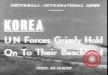 Image of United States 1st Marine Division Korea, 1950, second 4 stock footage video 65675058718