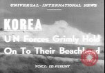 Image of United States 1st Marine Division Korea, 1950, second 5 stock footage video 65675058718