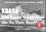 Image of United States 1st Marine Division Korea, 1950, second 6 stock footage video 65675058718