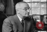 Image of President Truman dismissing General MacArthur Washington DC USA, 1951, second 6 stock footage video 65675058721