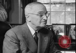 Image of President Truman dismissing General MacArthur Washington DC USA, 1951, second 8 stock footage video 65675058721