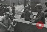 Image of United States 1st Infantry Division advance toward Germany European Theater, 1944, second 11 stock footage video 65675058746