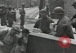 Image of United States 1st Infantry Division advance toward Germany European Theater, 1944, second 12 stock footage video 65675058746
