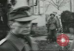 Image of Russian people Germany, 1945, second 11 stock footage video 65675058757