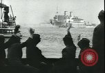 Image of American troops New York United States USA, 1945, second 4 stock footage video 65675058760