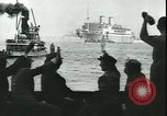 Image of American troops New York United States USA, 1945, second 8 stock footage video 65675058760