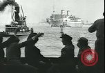 Image of American troops New York United States USA, 1945, second 9 stock footage video 65675058760