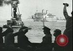 Image of American troops New York United States USA, 1945, second 11 stock footage video 65675058760