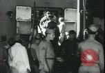 Image of American soldiers arriving home New York United States USA, 1945, second 5 stock footage video 65675058761