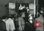 Image of American soldiers arriving home New York United States USA, 1945, second 6 stock footage video 65675058761