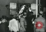Image of American soldiers arriving home New York United States USA, 1945, second 9 stock footage video 65675058761
