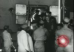 Image of American soldiers arriving home New York United States USA, 1945, second 10 stock footage video 65675058761