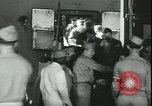 Image of American soldiers arriving home New York United States USA, 1945, second 11 stock footage video 65675058761