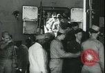 Image of American soldiers arriving home New York United States USA, 1945, second 12 stock footage video 65675058761