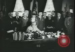 Image of Franklin Roosevelt Washington DC USA, 1944, second 6 stock footage video 65675058764
