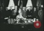 Image of Franklin Roosevelt Washington DC USA, 1944, second 7 stock footage video 65675058764