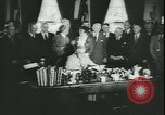 Image of Franklin Roosevelt Washington DC USA, 1944, second 10 stock footage video 65675058764