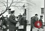 Image of war veterans United States USA, 1946, second 9 stock footage video 65675058766