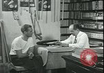 Image of insurance agent United States USA, 1946, second 11 stock footage video 65675058767
