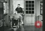 Image of war veterans United States USA, 1946, second 7 stock footage video 65675058770