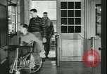 Image of war veterans United States USA, 1946, second 8 stock footage video 65675058770