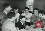 Image of war veterans United States USA, 1946, second 11 stock footage video 65675058770