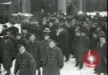 Image of Canadian war veterans Montreal Quebec Canada, 1946, second 1 stock footage video 65675058771