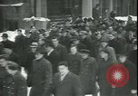 Image of Canadian war veterans Montreal Quebec Canada, 1946, second 3 stock footage video 65675058771