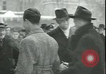 Image of Canadian war veterans Montreal Quebec Canada, 1946, second 5 stock footage video 65675058771