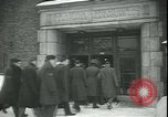 Image of Canadian war veterans Montreal Quebec Canada, 1946, second 9 stock footage video 65675058771