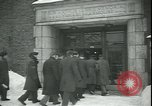 Image of Canadian war veterans Montreal Quebec Canada, 1946, second 10 stock footage video 65675058771
