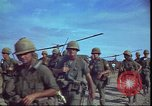 Image of 1st Cavalry Division Vietnam, 1966, second 9 stock footage video 65675058779