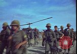 Image of 1st Cavalry Division Vietnam, 1966, second 11 stock footage video 65675058779