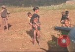 Image of Vietnamese villagers Plei Mrong Vietnam, 1965, second 5 stock footage video 65675058791