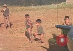 Image of Vietnamese villagers Plei Mrong Vietnam, 1965, second 8 stock footage video 65675058791