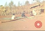 Image of Montagnards Vietnam, 1966, second 5 stock footage video 65675058799