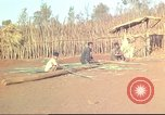 Image of Montagnards Vietnam, 1966, second 7 stock footage video 65675058799