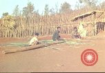 Image of Montagnards Vietnam, 1966, second 8 stock footage video 65675058799