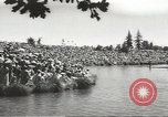 Image of logging events Albany Oregon USA, 1957, second 6 stock footage video 65675058825