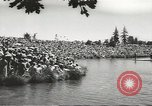 Image of logging events Albany Oregon USA, 1957, second 8 stock footage video 65675058825