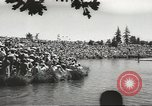 Image of logging events Albany Oregon USA, 1957, second 9 stock footage video 65675058825