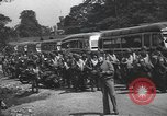 Image of US 82nd Airborne Division paratroopers board buses in England European Theater, 1944, second 5 stock footage video 65675058843