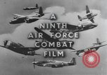 Image of United States 9th Air Force United Kingdom, 1944, second 4 stock footage video 65675058876