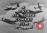Image of United States 9th Air Force United Kingdom, 1944, second 5 stock footage video 65675058876